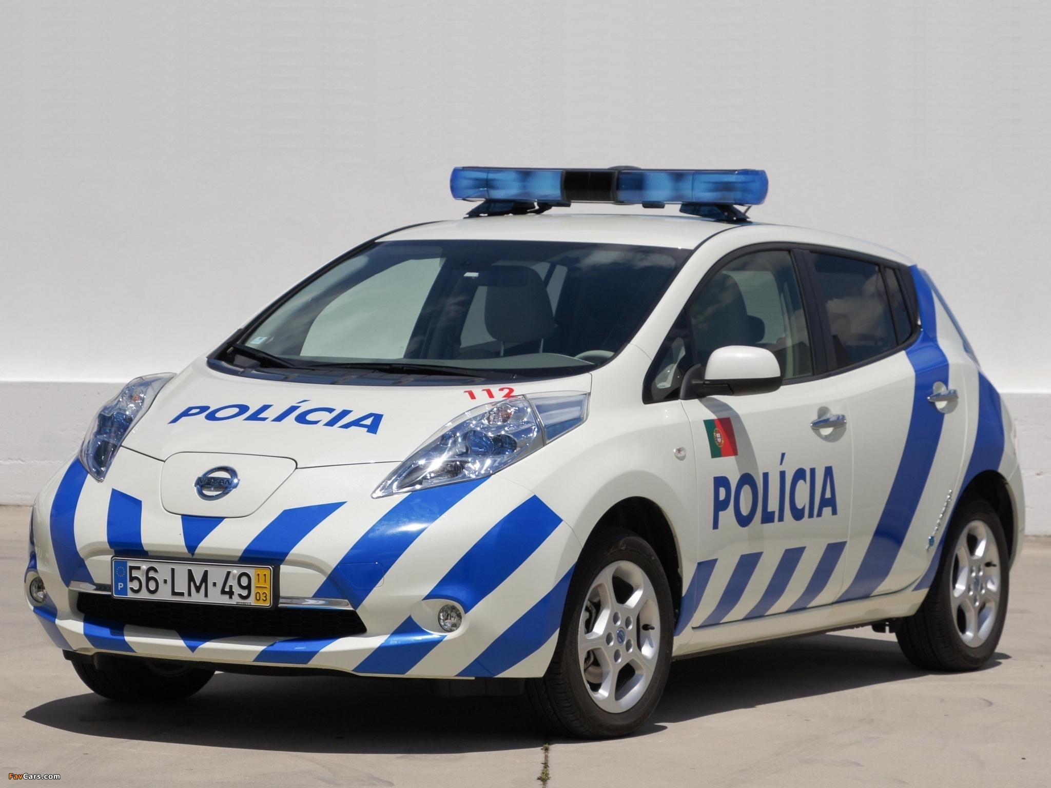 Photos of Nissan Leaf Polícia 2012 (2048 x 1536)