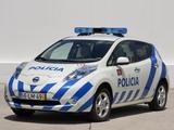 Photos of Nissan Leaf Polícia 2012
