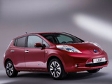 Photos of Nissan Leaf 2013