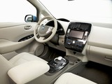Pictures of Nissan Leaf 2010