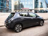 Nissan Leaf US-spec 2013 wallpapers