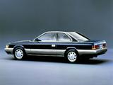Images of Nissan Leopard (UF31) 1986–88