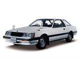 Nissan Leopard Coupe (F30) 1980–86 pictures