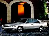 Nissan Leopard (JY33) 1996–99 pictures