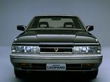 Photos of Nissan Leopard (UF31) 1986–88