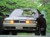 Pictures of Nissan Leopard (UF31) 1986–88