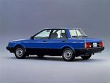 Nissan Liberta Villa SSS Turbo (N12) 1984–86 images