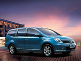 Images of Nissan Livina Geniss 2006