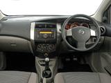 Images of Nissan Livina ZA-spec 2007