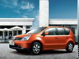 Nissan Livina 2007–13 photos