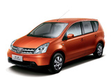 Nissan Livina 2007–13 pictures