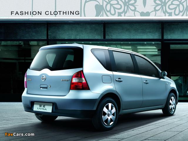 Nissan Livina 2007–13 pictures (640 x 480)