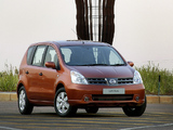 Nissan Livina ZA-spec 2007 wallpapers