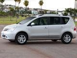 Nissan Livina BR-spec 2012 images