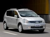 Nissan Livina BR-spec 2012 photos
