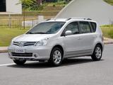 Nissan Livina BR-spec 2012 pictures