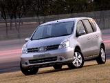 Photos of Nissan Livina ZA-spec 2007