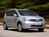 Photos of Nissan Livina BR-spec 2012