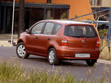Pictures of Nissan Livina ZA-spec 2007