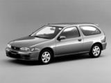 Nissan Lucino 3-door (JN15) 1995–99 wallpapers