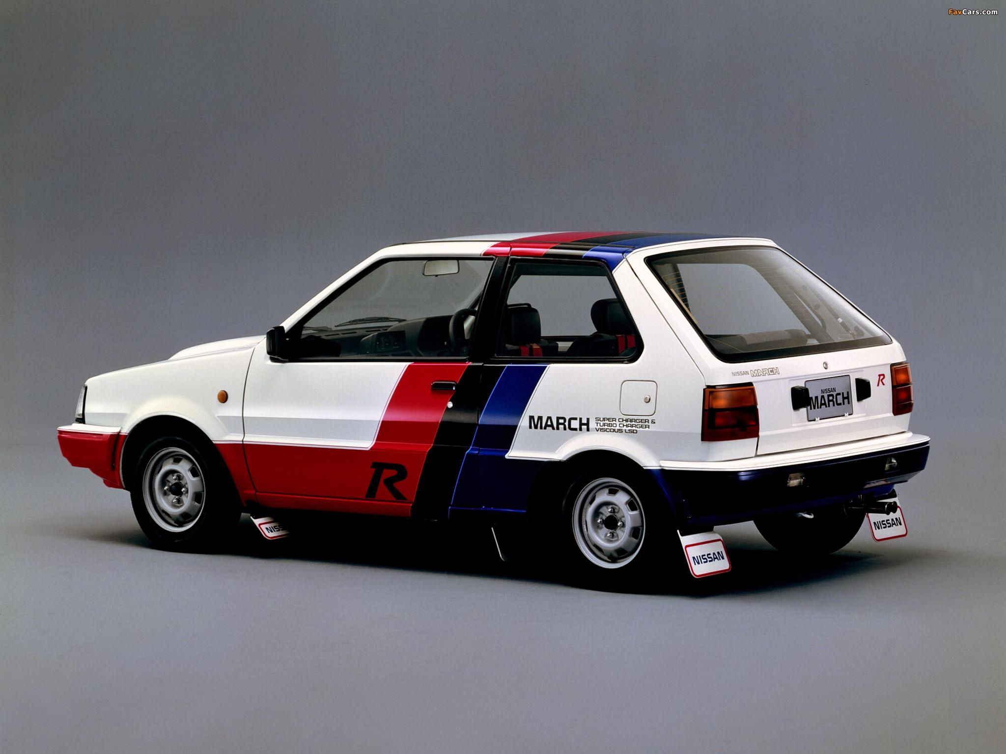 Images Of Nissan March R Ek10fr 1988 91 2048x1536