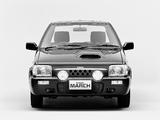 Images of Nissan March Super Turbo (EK10GFR) 1989–91