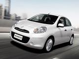 Images of Nissan March 5-door BR-spec (K13) 2011