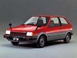 Nissan March 3-door (K10) 1982–91 images