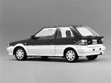 Nissan March Turbo (K10GFTI) 1985–91 photos