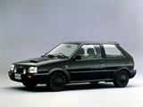 Nissan March Super Turbo (EK10GFR) 1989–91 wallpapers