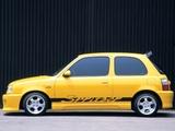 WALD Nissan March Spritzer 3-door (K11) 1992–97 images