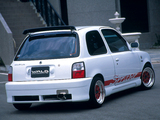 WALD Nissan March Spritzer 3-door (K11) 1992–97 photos