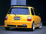 WALD Nissan March Spritzer 3-door (K11) 1992–97 pictures