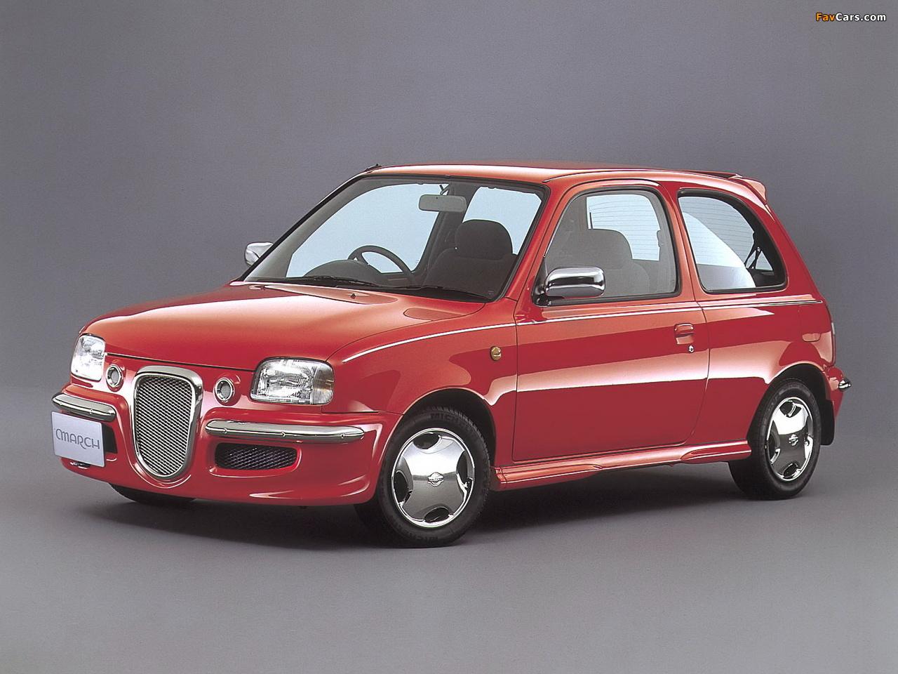 Autech Nissan March Tango (K11) 1996–97 images (1280 x 960)
