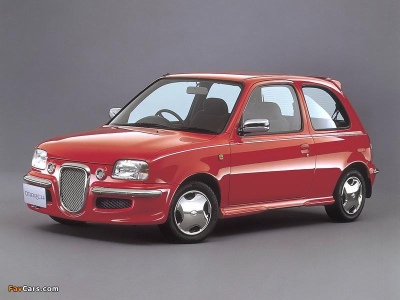 Autech Nissan March Tango (K11) 1996–97 images (800 x 600)