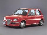 Autech Nissan March Tango (K11) 1996–97 images