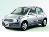 Autech Nissan March Rafeet (K12) 2002–10 pictures