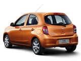 Nissan March 5-door CN-spec (K13) 2010 wallpapers