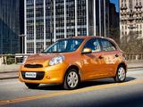Nissan March 5-door BR-spec (K13) 2011 photos