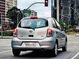 Nissan March 5-door BR-spec (K13) 2011 pictures