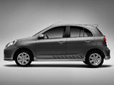 Nissan March SR Premium (K13) 2012 pictures