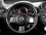 Nissan March SR Premium (K13) 2012 wallpapers