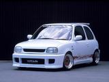 Pictures of WALD Nissan March Spritzer 3-door (K11) 1992–97