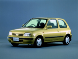 Pictures of Nissan March 3-door (K11B) 1997–99