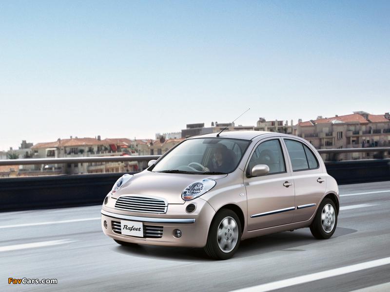 Pictures of Autech Nissan March Rafeet (K12) 2002–10 (800 x 600)