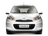 Pictures of Nissan March 5-door BR-spec (K13) 2011
