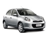 Nissan March 5-door BR-spec (K13) 2011 wallpapers