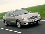 Images of Nissan Maxima QX (A33) 2004–06