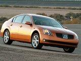 Nissan Maxima (A35) 2004–06 photos