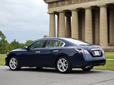 Nissan Maxima (A36) 2008 pictures